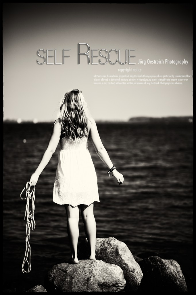 Self Rescue by Jörg Oestreich digitale, alternative und analoge Fotografie