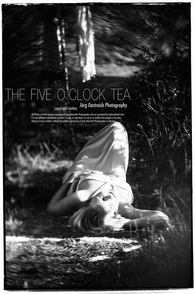the five o´clock tea