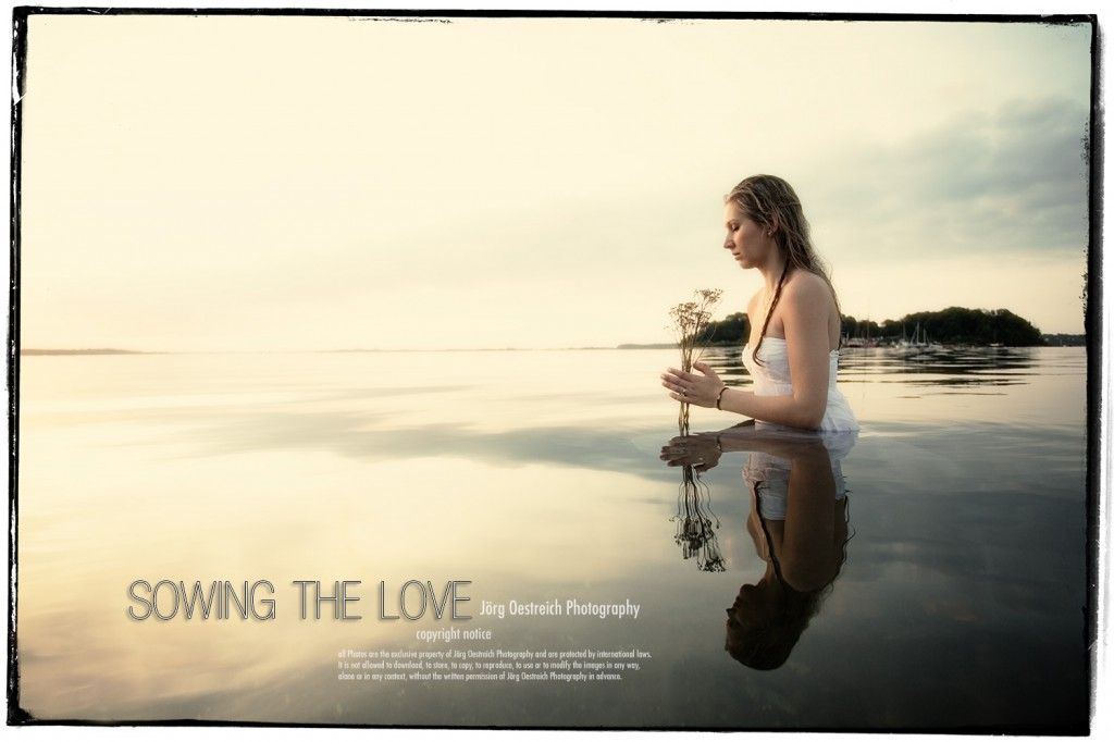 sowing the love