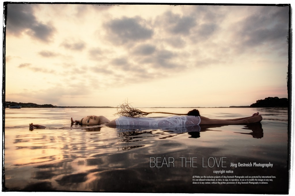 bear the love